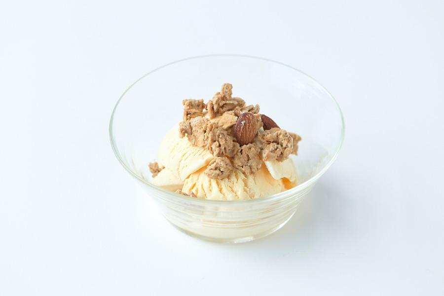アイスクリームと