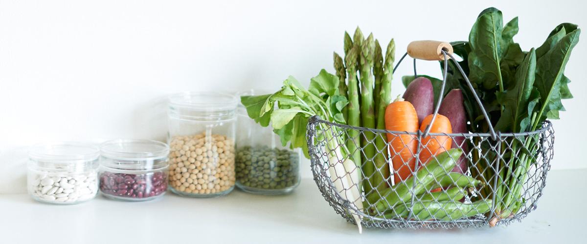 食物繊維の現実