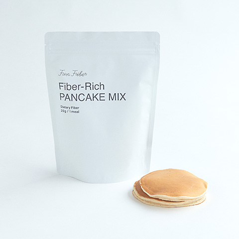 Fiber-Rich PANCAKE MIX パンケーキミックス